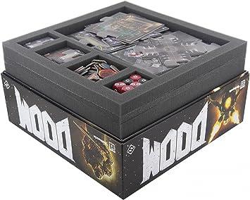 Feldherr Foam Tray Value Set for Doom The Board Game: Amazon.es ...