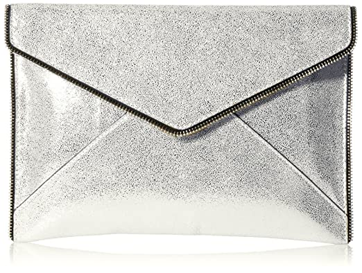 Rebecca Minkoff Leo Pearly Envelope Clutch Bag DVBp6t09