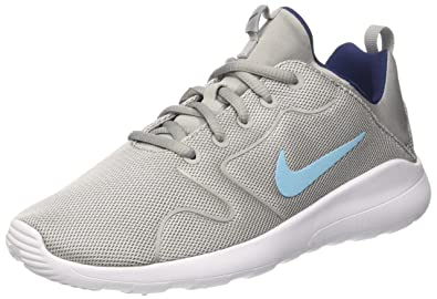 new concept 97071 a579f Nike Youth Kaishi 2.0 Silver Mesh Trainers 38 EU
