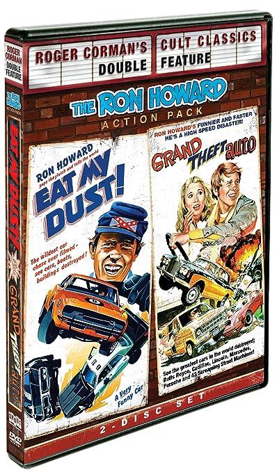 Ron Howard Action Pack [Reino Unido] [DVD]: Amazon.es ...