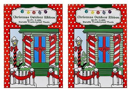 """2 Yds Christmas Dark Red Embossed Crushed Velvet Ribbon 1/""""W"""