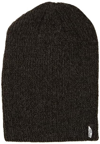 6e23a3caa7e Vans Mismoedig Beanie Hat Cap-Black Gray