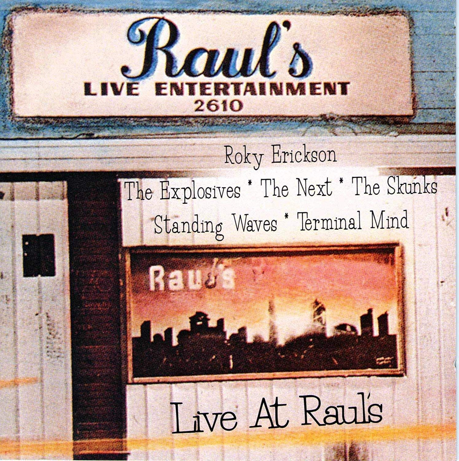 Live At Rauls / Various by Steadyboy Records
