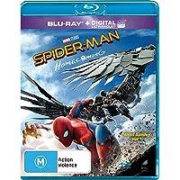 Spider-Man - Homecoming (Blu-ray + Digital)
