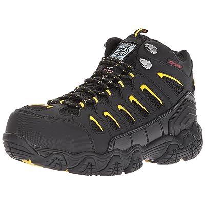 Skechers for Work Men's Blais-Bixford Steel Toe Hiking Shoe: Shoes