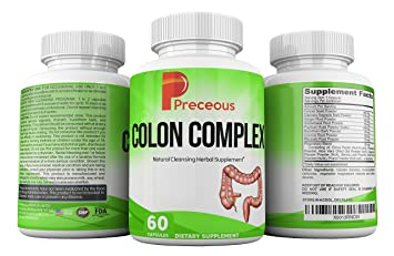 Amazon Com Preceous Colon Complex The Highly Rated Colon