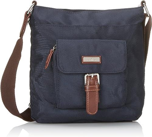 Tom Tailor Umhängetasche Damen Rina Blau 50 23x23x4 Cm Tom Tailor Handtaschen Taschen Für Damen Klein Koffer Rucksäcke Taschen
