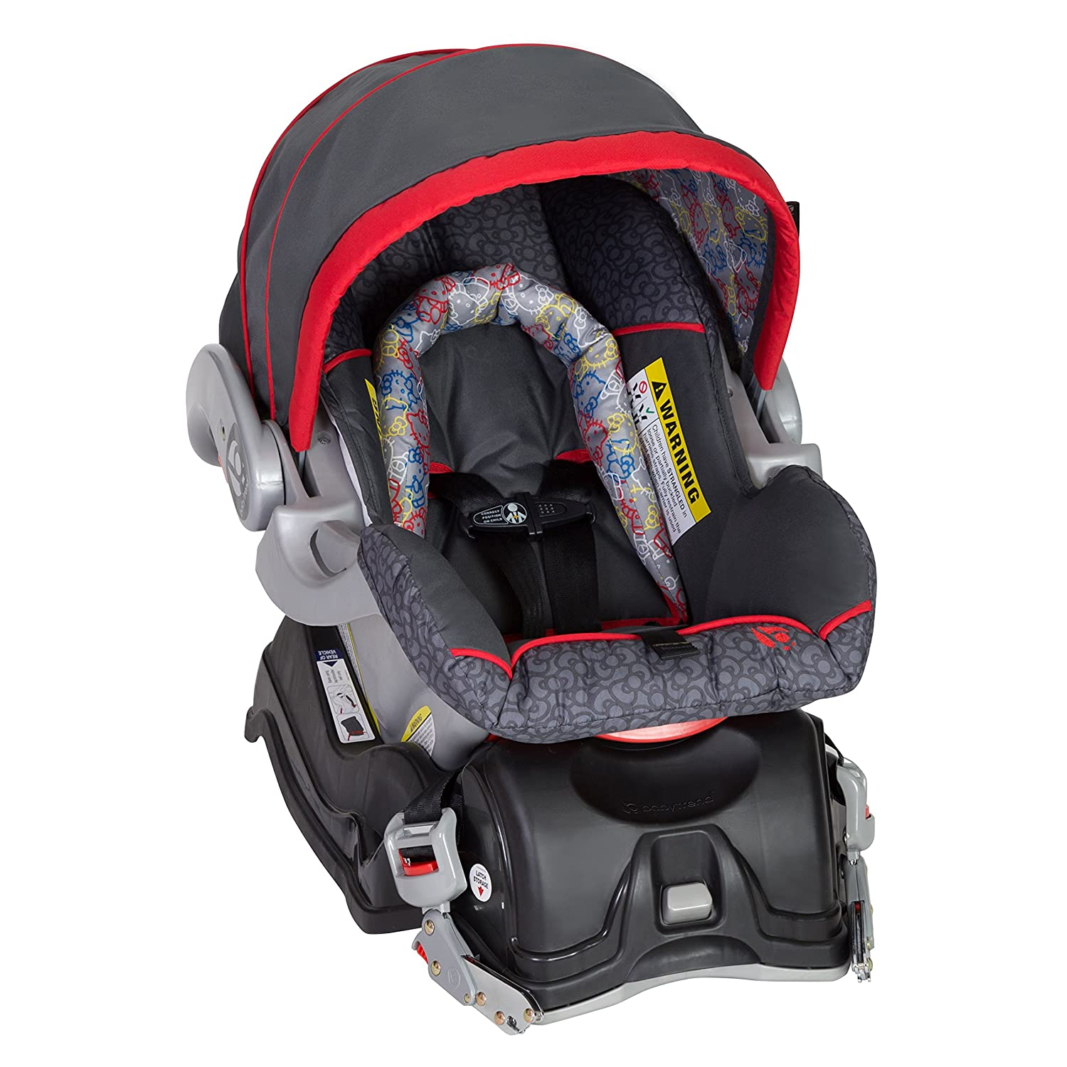 Paisley Baby Trend EZ Ride 5 Travel System