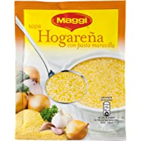 Maggi Sopa Hogareña con pasta maravilla - Sopa