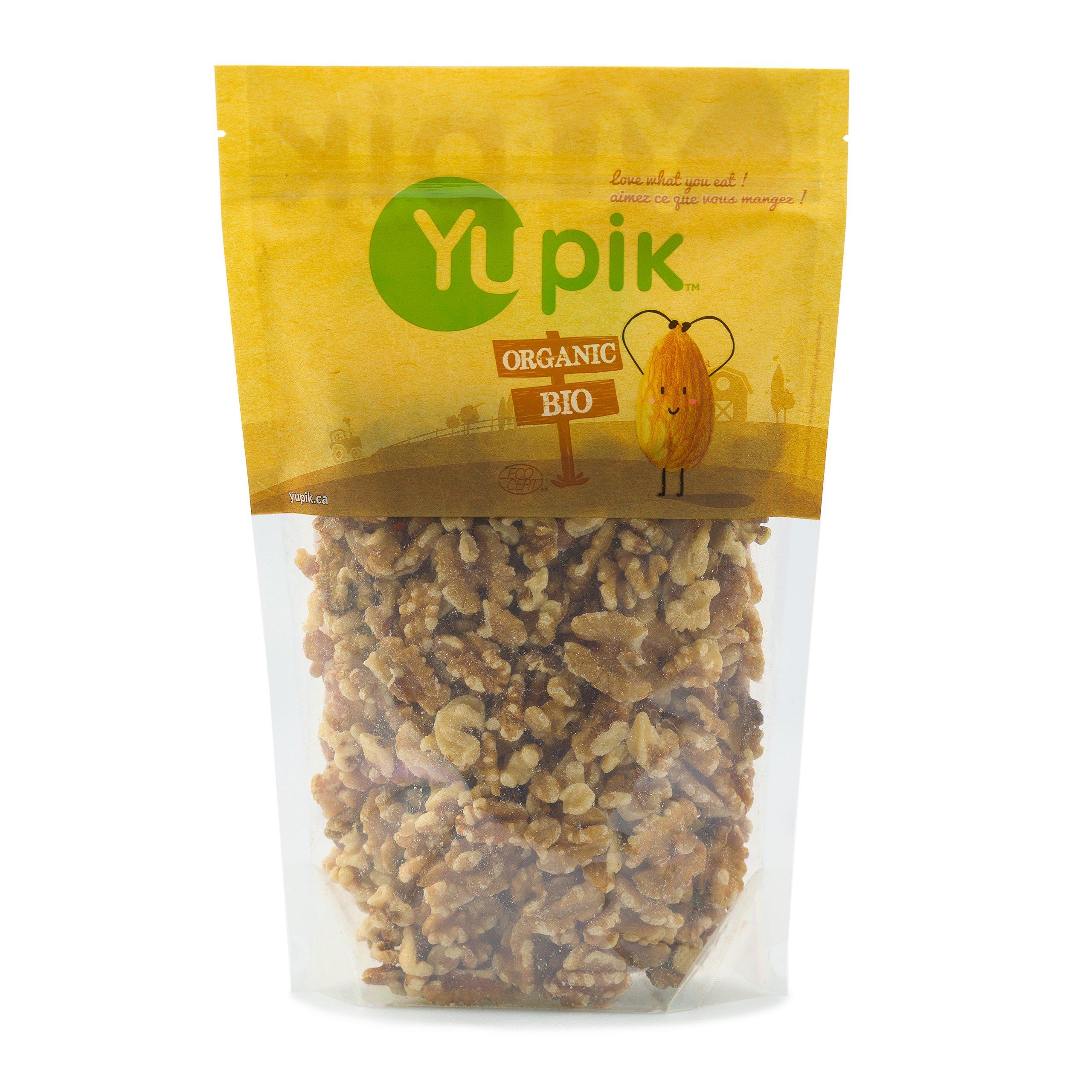 Yupik Organic California Walnuts, 2.2 lb by Yupik