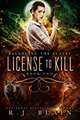 License to Kill (Balancing the Scales Book 2) Kindle Edition