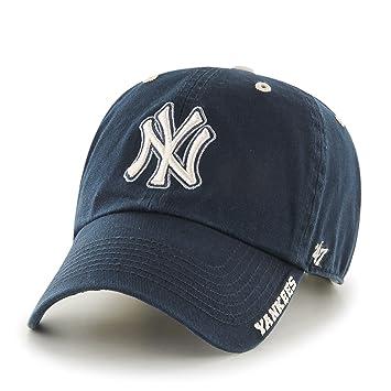 c20aa7b1e7c6e where can i buy 47 brand mlb new york yankees mens ice clean up cap navy