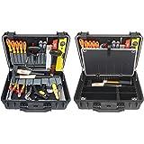 Famex 688-10 - Juego de herramientas para electricistas (31 piezas, incluye maletín Protector)