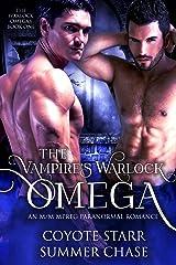 The Vampire's Warlock Omega: An M/M MPreg Paranormal Romance (The Warlock Omegas Book 1) (English Edition) Edición Kindle