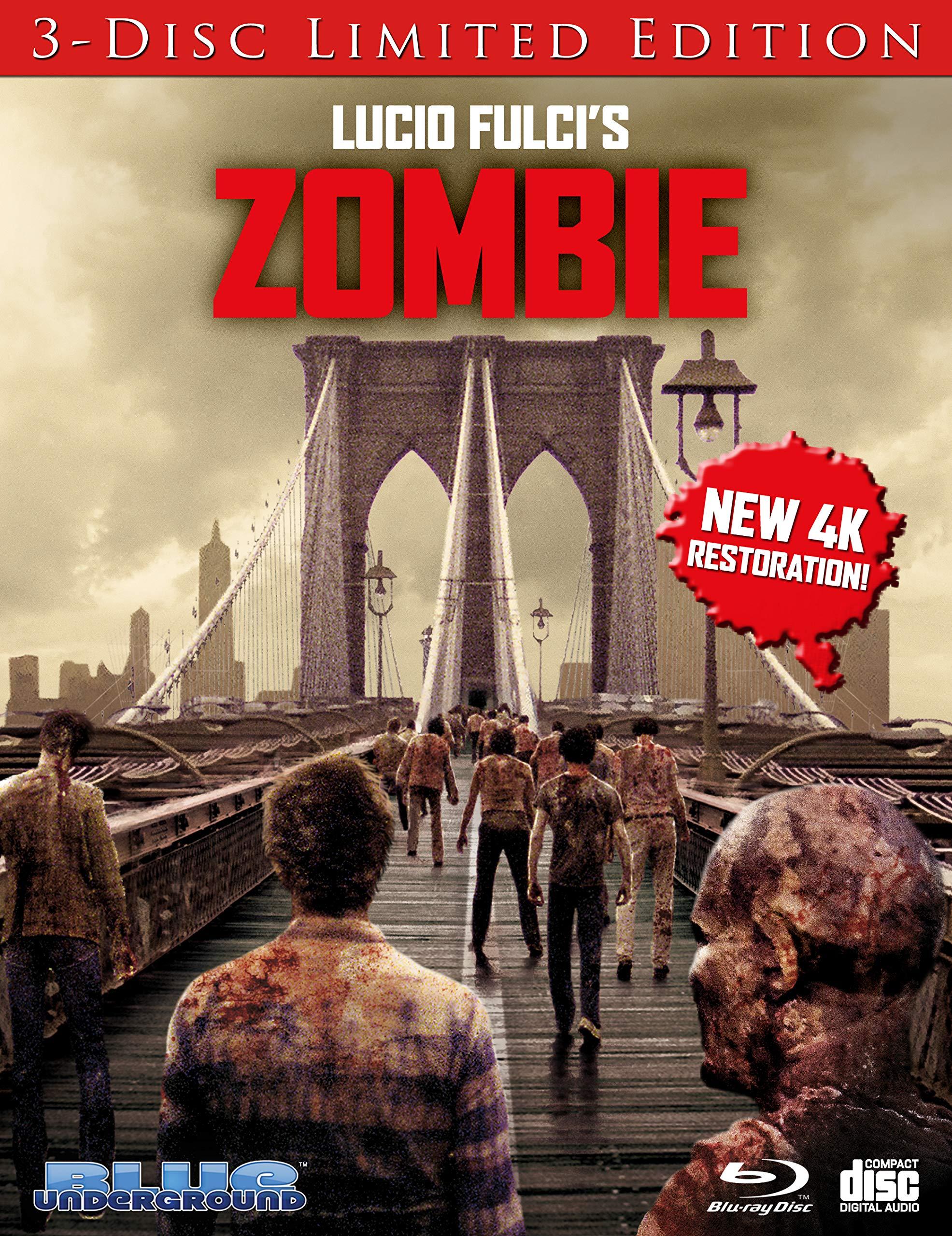 Zombie (Cover A ''Bridge'') [Blu-ray]