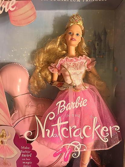 Amazoncom Barbie The Sugarplum Princess In The Nutcracker 50792