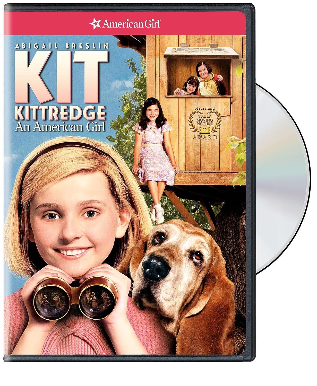 Amazon.com: Kit Kittredge: An American Girl: Abigail Breslin ...