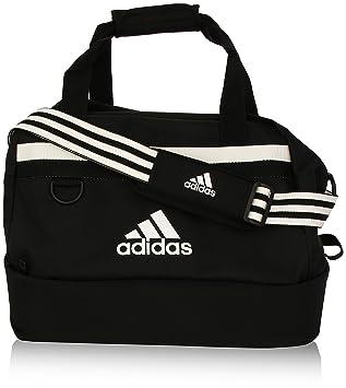 adidas Tiro Unisex Sports Bag, Unisex, Bag, Sporttasche Tiro, black white d86b62d12c