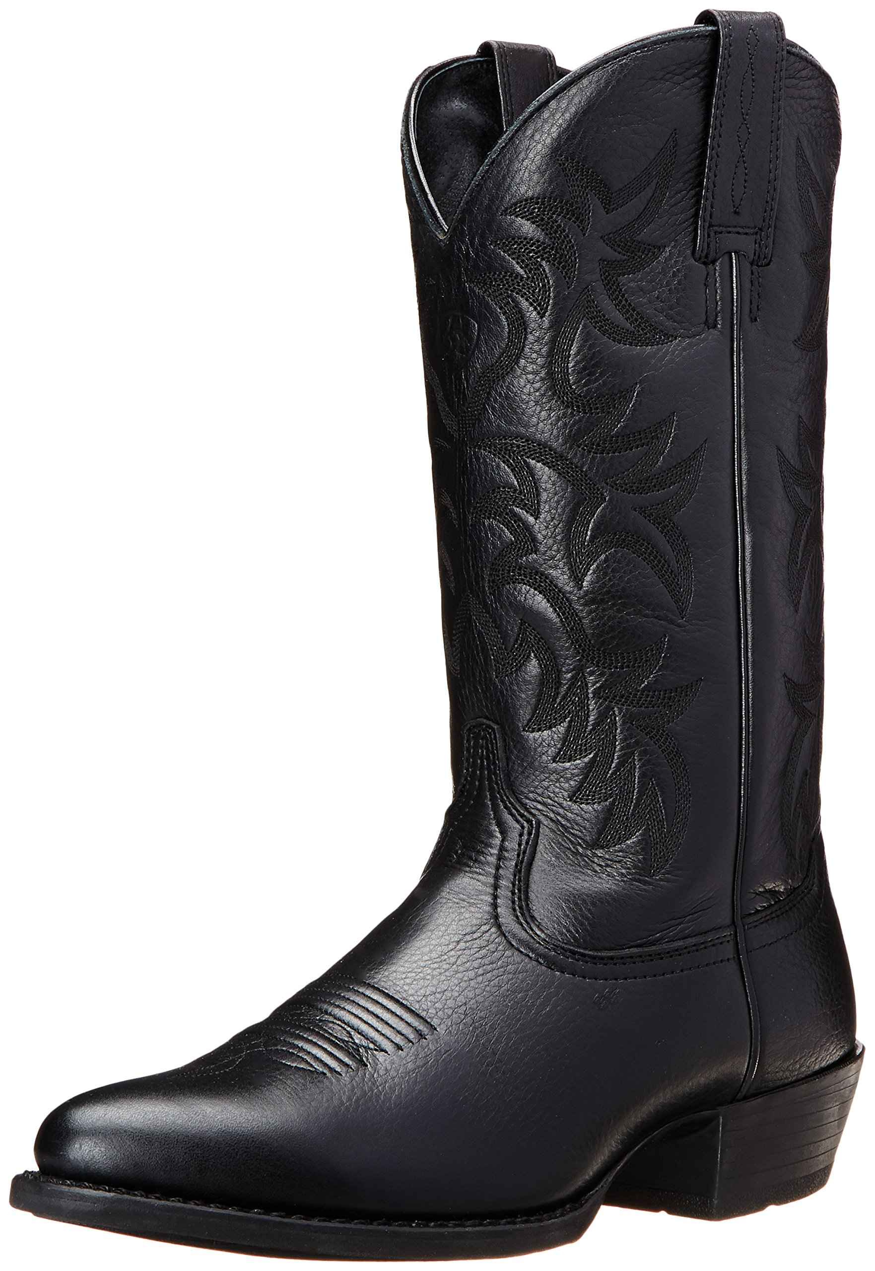 Kids' Clothing, Shoes & Accs Generous Kids Black Solid Leather Cowboy Boots Pointed Toe Youth Western Wear J Toe Be Novel In Design