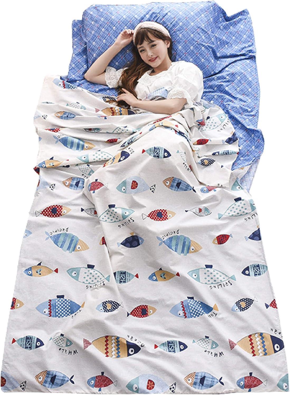 TRIWONDER Saco de Dormir Ligero P/órtatil S/ábanas de Viajar para Excursiones Viajes Hotel Albergues Camping para 1//2//3 Personas Unisex