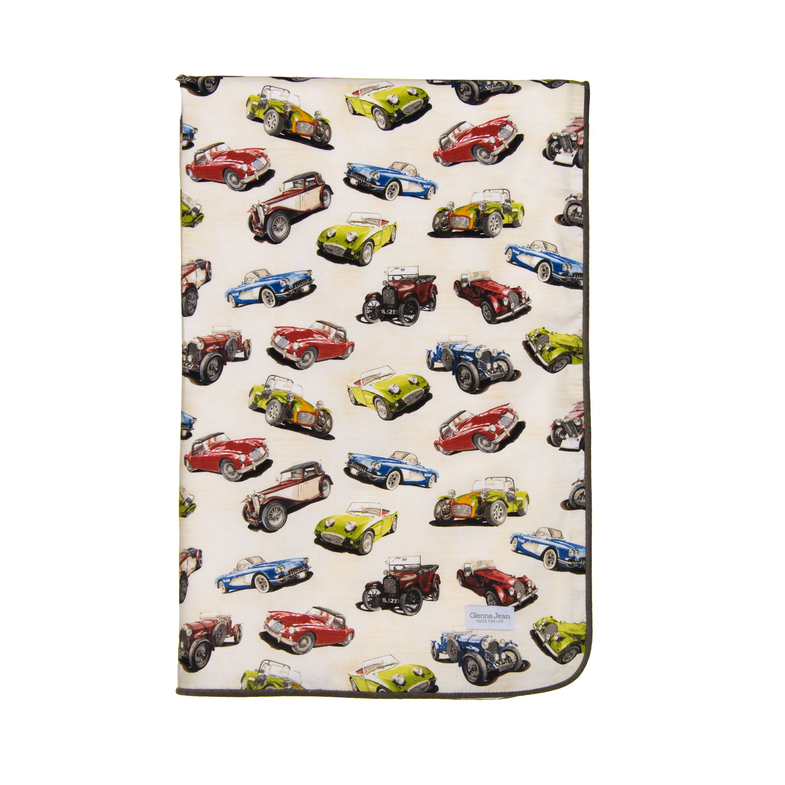 Glenna Jean Fast Track Quilt, Cars by Glenna Jean