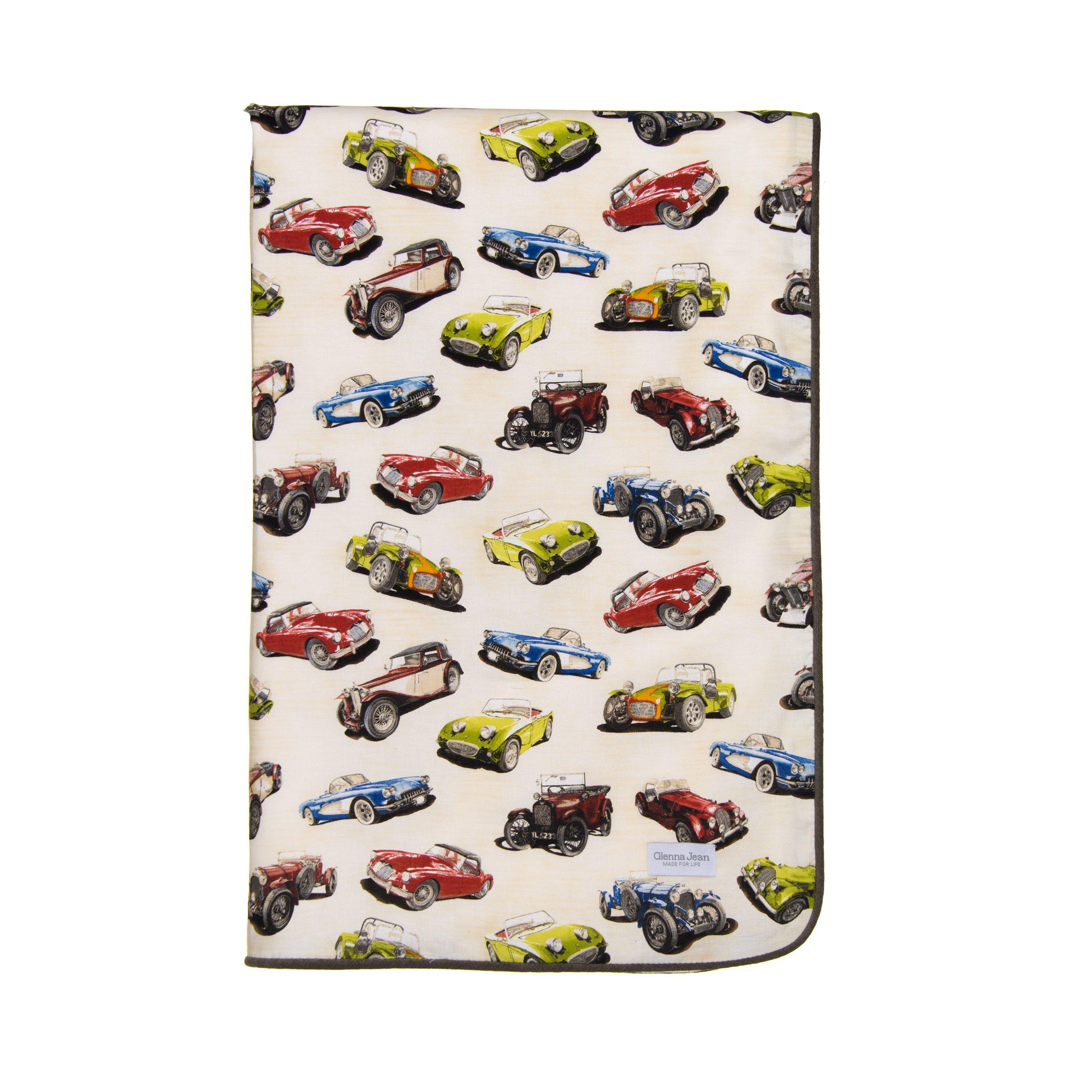 Glenna Jean Fast Track Quilt, Cars