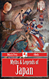 Myths & Legends of Japan (Illustrated by Evelyn Paul)