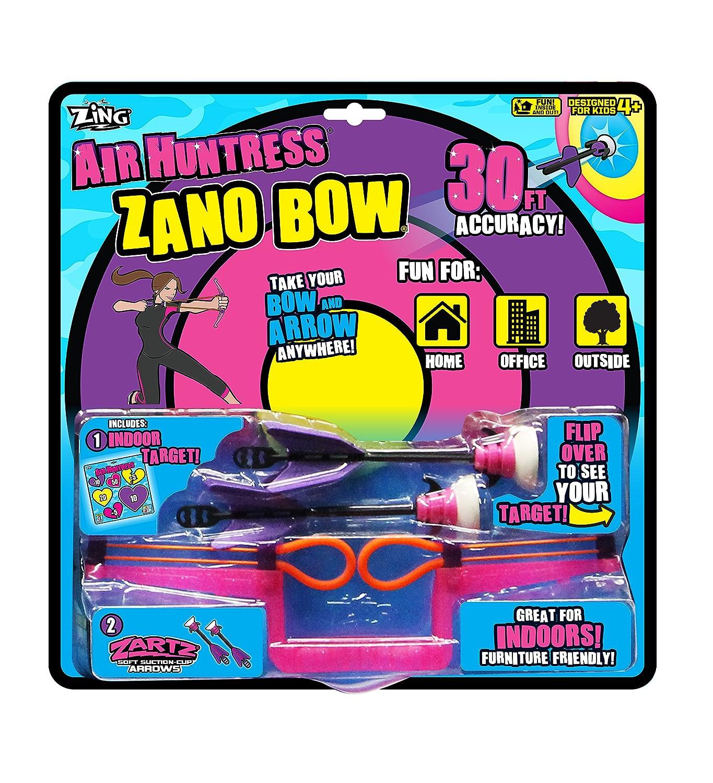 Amazon.com: Zing Air Huntress Zano Bow: Toys & Games