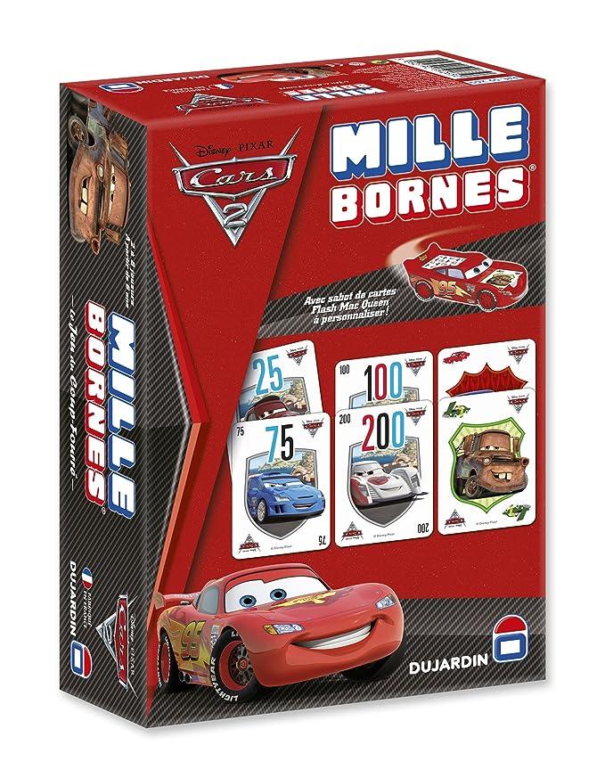 Cars - Juego de cartas 2 (59265) (versión en francés ...
