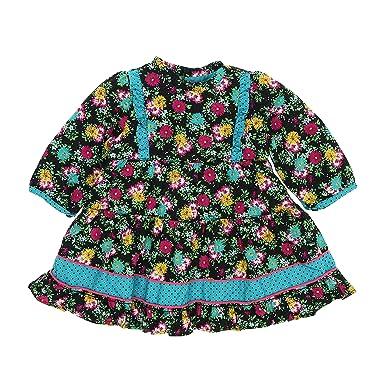 ff1ae3a798ec8 KENZO - Robe Mexicana - bébé fille (12 mois)  Amazon.fr  Vêtements ...