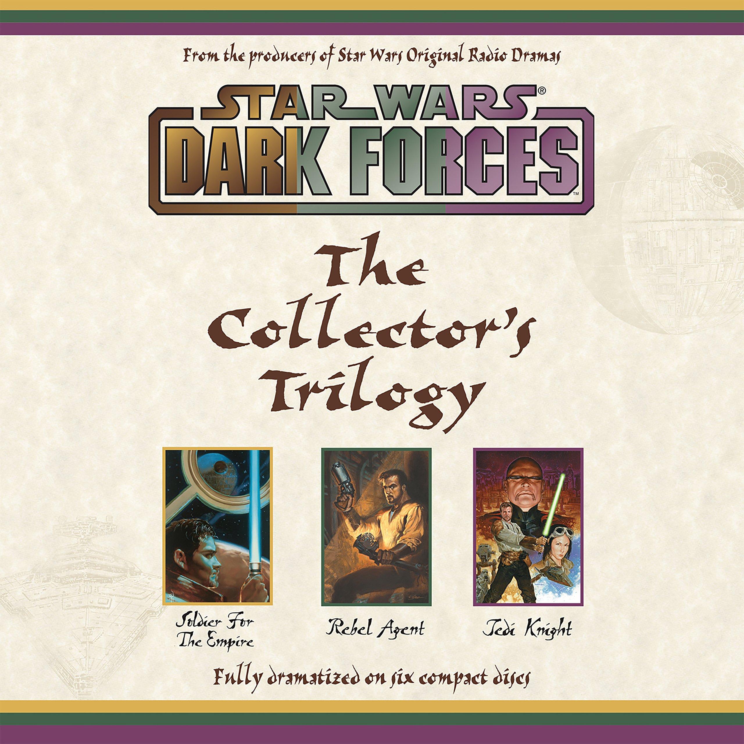 Star Wars Dark Forces Complete  Set