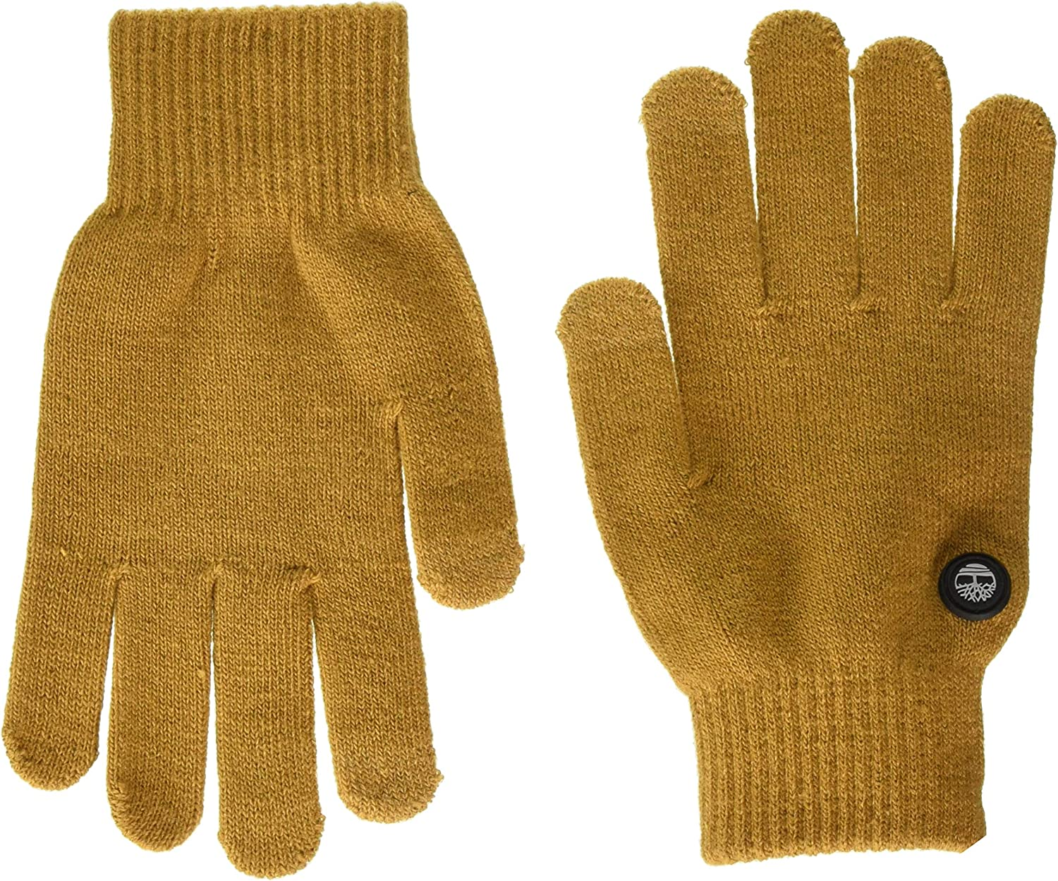 Timberland mens Magic Glove With Touchscreen Technology Cold Weather Gloves