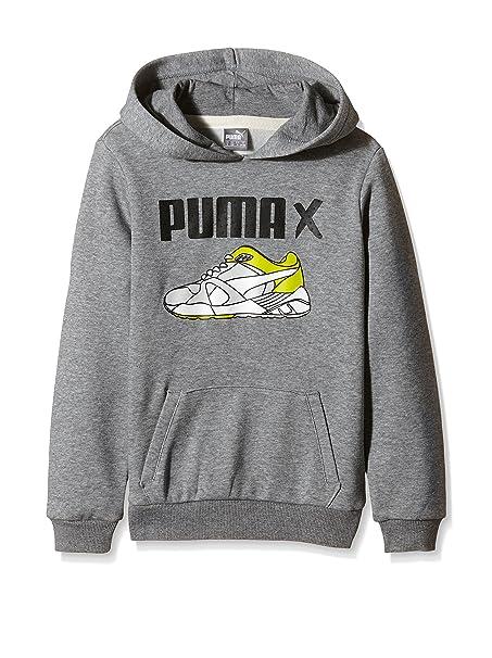 Sudadera Puma niño (140, Gris)