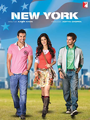 New York 2009 Full Hindi Movie Download 600MB 480p BluRay