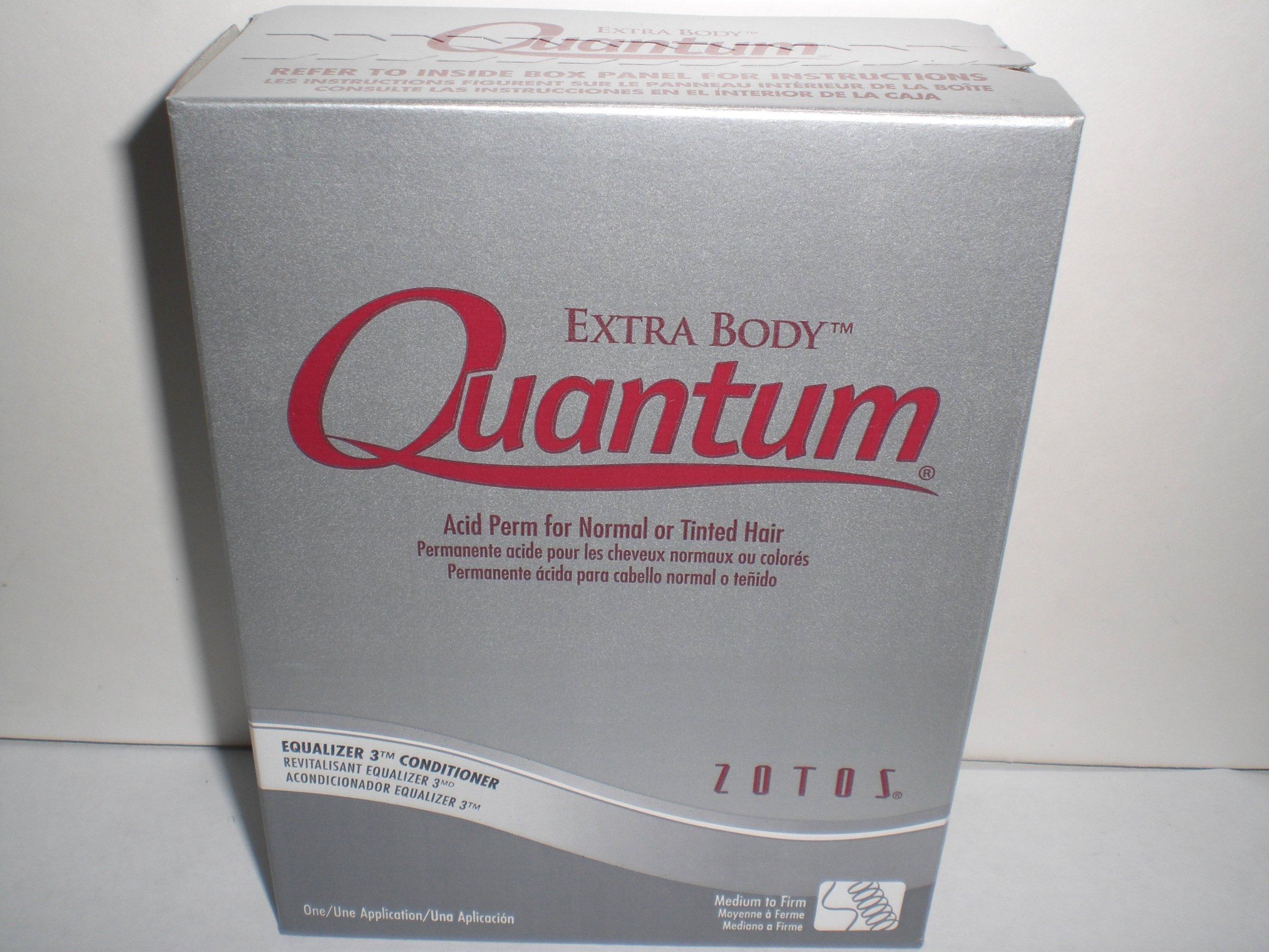 Quantum - Extra Body Acid Perm 6 Pack