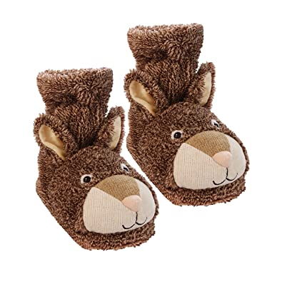 6acafdfec3dc1 Aroma Home Shoes Fun For Feet Bunny, Women's Hi-Top Slippers