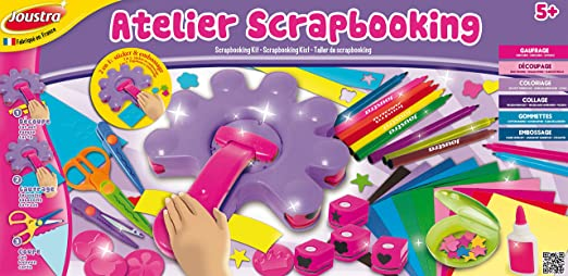 scrapbooking joustra