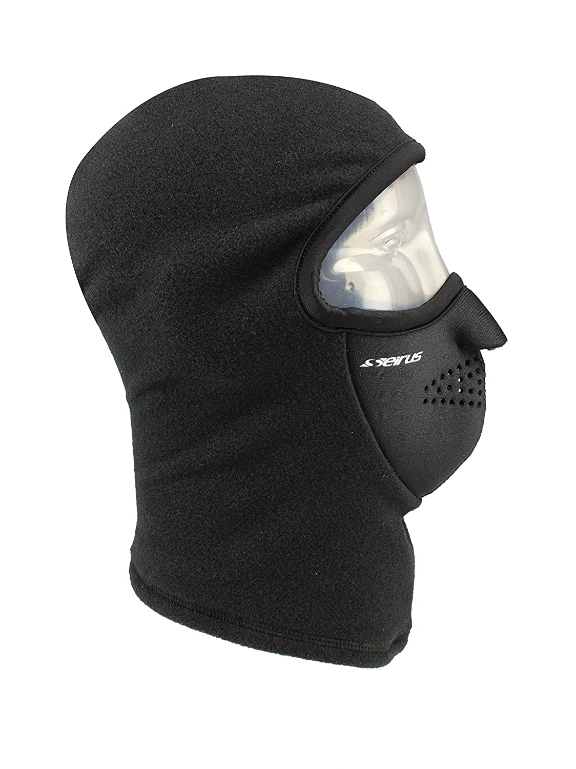 Seirus Innovation 8039 Cold Weather Balaclava - Face Mask Head and Neck Protection