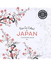 Japan Coloring Book: Marabout Small-Format Coloring Book