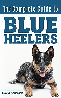 Blue heeler puppy training books