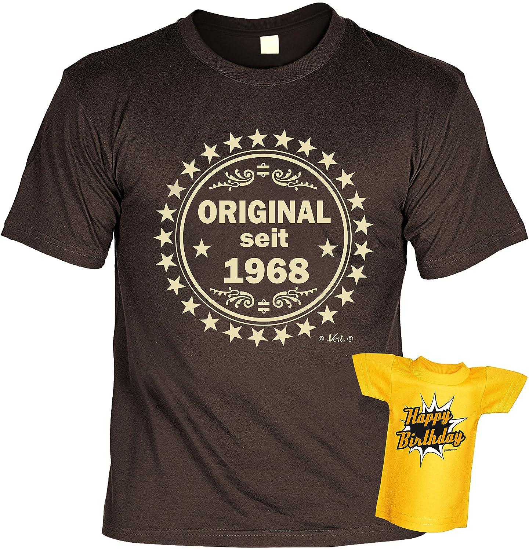 Veri® Camiseta de regalo idea Set para 50 cumpleaños ...