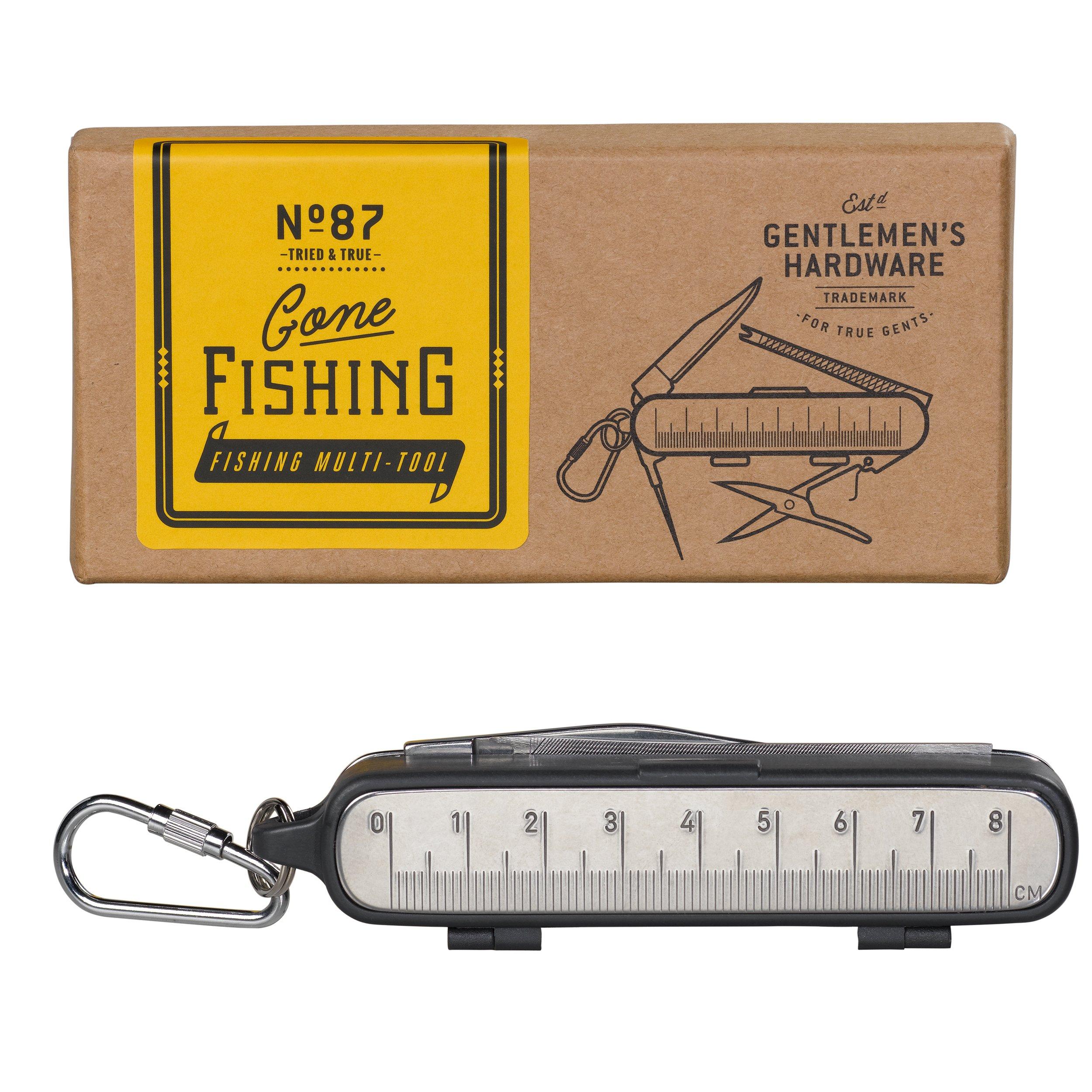 Gentlemen's Hardware Fishing Multitool