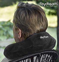 daydream: Reise-Nackenkissen mit Kopfstütze aus Memory Foam, verschiedene Farben (N-5362), Nackenhörnchen, Reisekissen, Nackenstützkissen