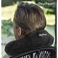 daydream N-5362 Reise-Nacken-/Reise-/Nackenstützkissen / Nackenhörnchen, mit Kopfstütze aus Memory Foam