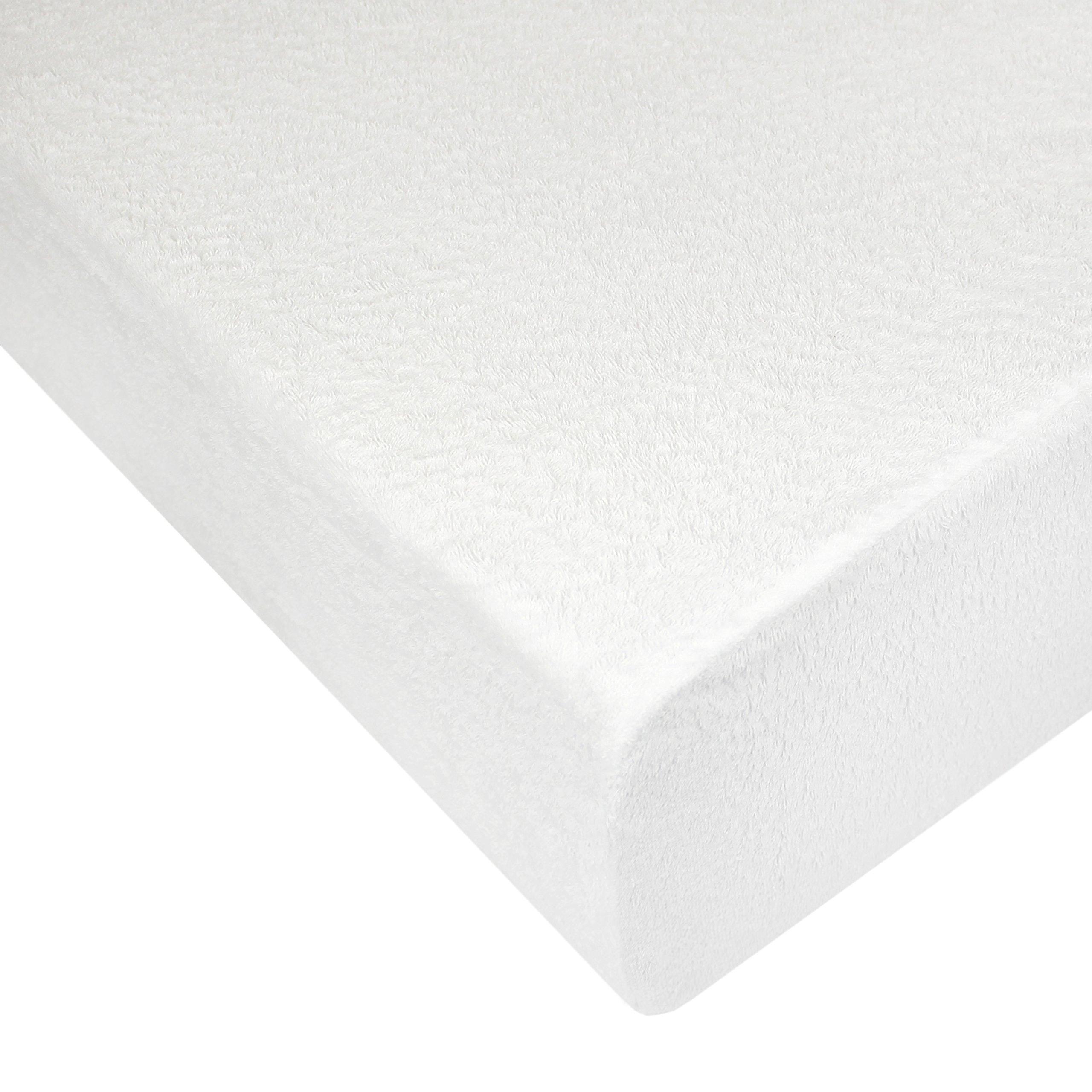 Century Home C670-001 Proguard Cotton Terry Mattress Protector, Crib