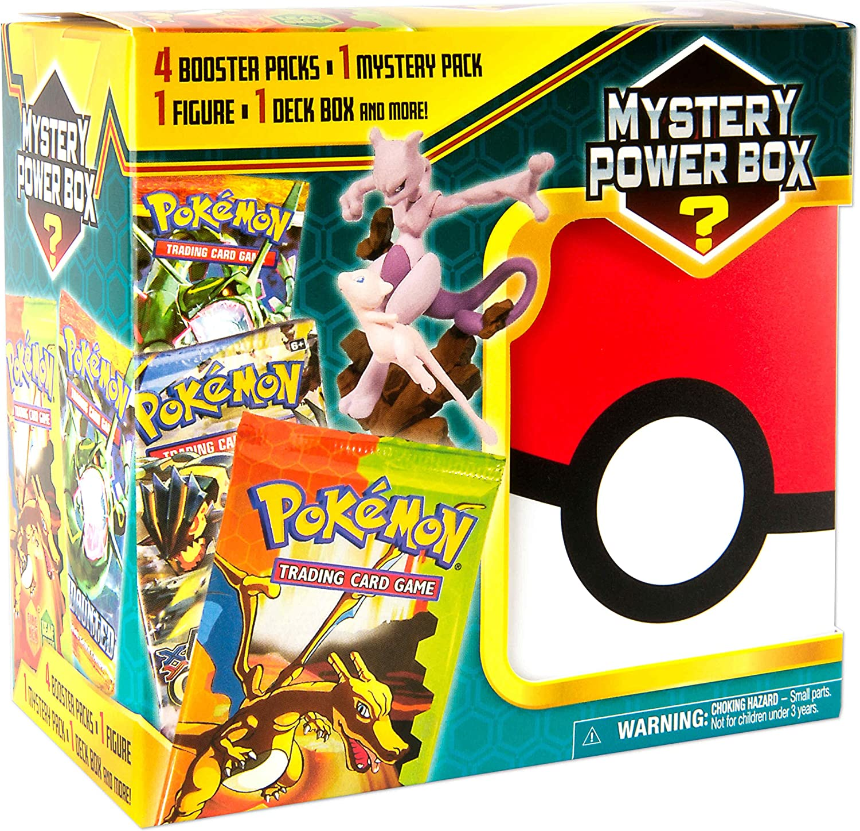 Pokemon Card TCG mystery Booster Packs!!! GX?