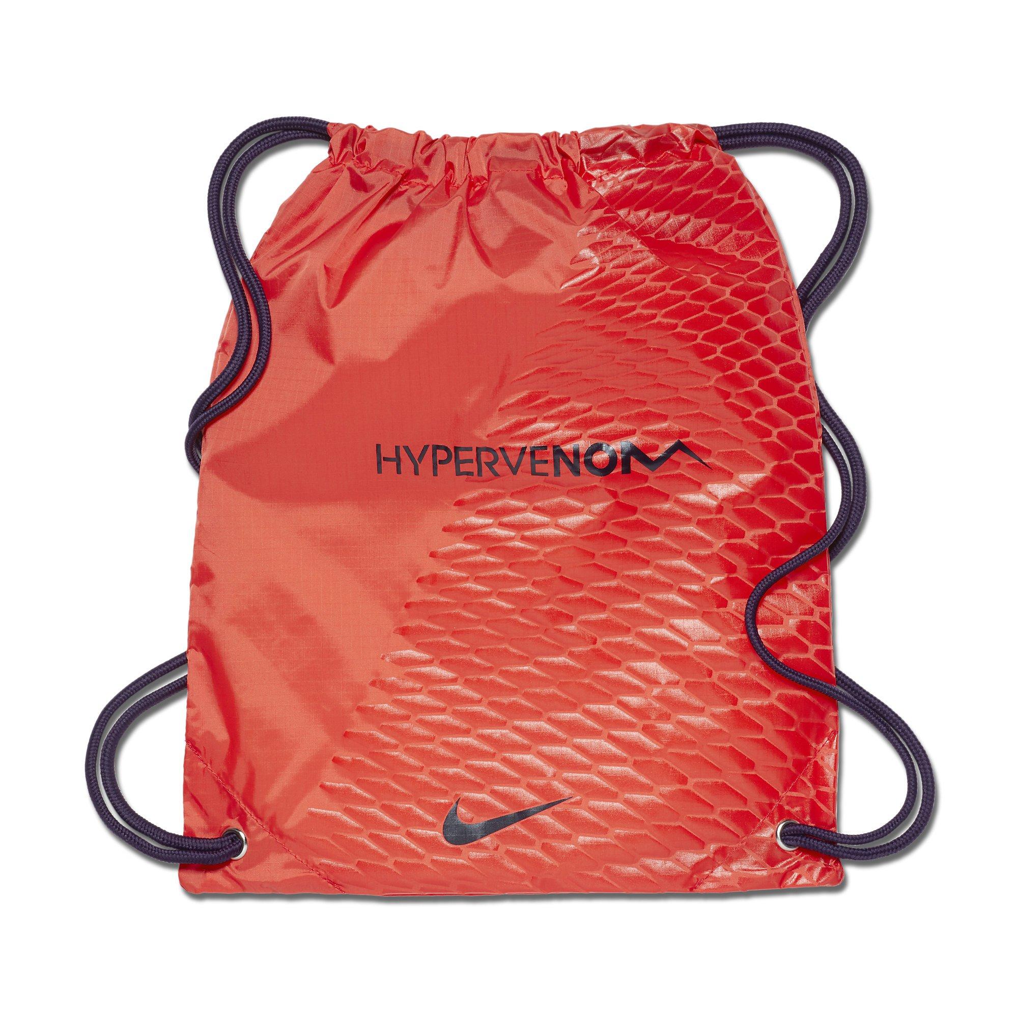 Nike Womens Hypervenom Phantom III Dynamic Fit FG Cleats [Wolf Grey] (8.5) by NIKE (Image #8)