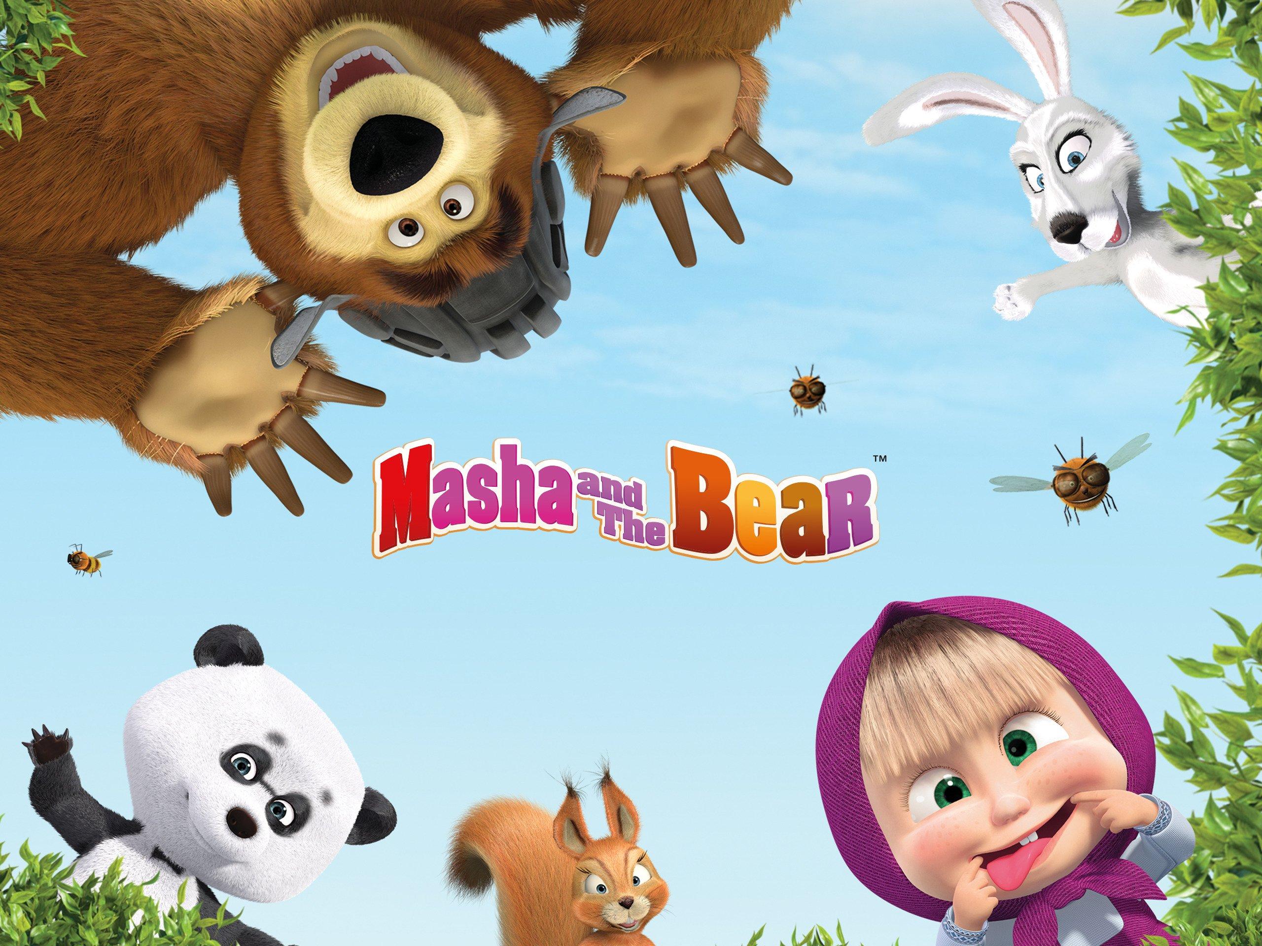 119f46078d8c0 Amazon.com: Watch Masha and the Bear: Season 1   Prime Video