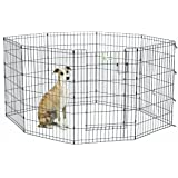 MidWest Homes for Pets MaxxLock Exercise Pen for Pets