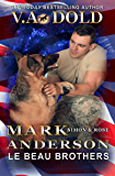 Mark Anderson's Story: New Orleans Wolf Shifters (Le Beau Series Book 3)
